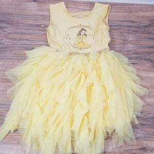 Prices Belle dress size 5T.